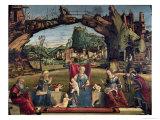 Sacra Conversazione, c.1500 Giclee Print by Vittore Carpaccio