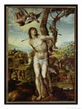 St. Sebastian Giclee Print by Giovanni Antonio Bazzi Sodoma