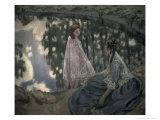 The Pond, 1902 Giclee Print by Viktor Elpidiforovich Borisov-musatov