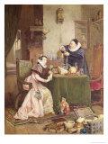 Love Philtre, 1885 Giclee Print by Henry Gillard Glindoni