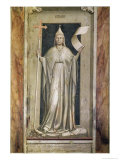 Faith, c.1305 Giclee Print by Giotto di Bondone 
