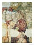 Dante Alighieri Giclee Print by  Giotto di Bondone