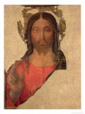 The Blessing of Christ Giclee Print by B. Suardi Bramantino