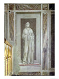 Temperance, c.1305 Gicl&#233;e-Druck von Giotto di Bondone 