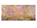 Waterlilies, After 1916 Giclee Print by Claude Monet