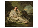 The Penitent Magdalene Giclee Print by Jean-Marc Nattier