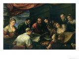 The Concert, c.1590 Giclee Print by Leandro Da Ponte Bassano