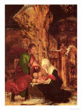 Birth of Christ Giclee Print by Albrecht Altdorfer