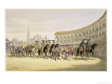 Entry of the Toreros in Procession, 1865 Giclee Print by William Henry Lake Price