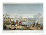 The Battle of Aboukir, 7 Thermidor, Year 7 Giclee Print by Jacques Francois Joseph Swebach