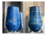 Vases of the Pharaoh Ramesses II Giclee Print by  Egyptian 19th Dynasty
