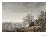 The Battle of the Moskva, 7 September 1812, Engraved by Jacques Couche Giclee Print by Adolphe Eugene Gabriel Roehn