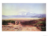 Mount Parnassus, Lake Cephissus and the Plains of Boetia, Giclee Print
