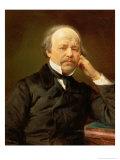 Portrait of the Composer Aleksandr Sergeyvich Dargomyzhsky Giclee Print by Konstantin Egorovich Makovsky