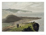 Dover, Shakespeare's Cliff, c.1829 Giclee Print by Thomas & William Daniell