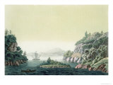View of the Potomac River Near Mount Vernon Giclee Print by Paolo Fumagalli