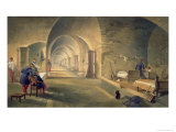 Fort Nicholas, The Seat of War in the East, Pub. by Paul and Dominic Colnaghi and Co., 1856 Giclee Print by William Simpson