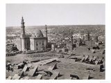 Cairo, from the Citadel, c.1856-58 Giclee Print by Francis Frith