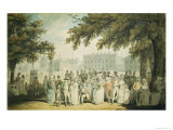 Buckingham House, St.James's Park, 1790 Giclee Print by Edward Dayes