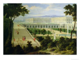 The Orangerie at the Chateau de Versailles Giclee Print by Etienne Allegrain