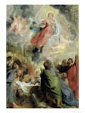 The Assumption of the Virgin Mary Giclee Print by Peter Paul Rubens