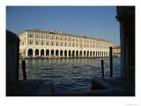 Fabbriche Nuove Di Rialto on the Grand Canal at Rialto, Begun in 1552 Giclee Print by Jacopo Sansovino