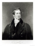 Portrait of Sir Robert Peel Giclée-tryk af Thomas Lawrence