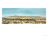 The Surrender of Uruguaiana, Brazil, 1865 Giclee Print by Candido Lopez