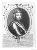 Charles IV Giclee Print by Nicolas de Larmessin