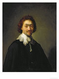 Portrait of Maurits Huygens, 1632 Giclee Print by  Rembrandt van Rijn