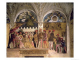 Marchese Ludovico Gonzaga III of Mantua Giclee Print by Andrea Mantegna