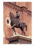 Equestrian Monument to Bartolomeo Colleoni Giclee Print by Andrea del Verrocchio