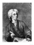 Portrait of Alexander Pope Giclee Print by Michael Dahl
