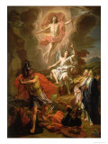 The Resurrection of Christ, 1700 Giclee Print by Noel Coypel