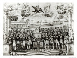 The Historical Birthplace of the Freemasonry Mysteries Giclee Print