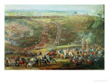 The Battle of Fontenoy, 11th May 1745 Giclee Print by Louis Nicolas van Blarenberghe