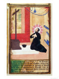 The French Father Jesuit Jean Francois Regis Giclee Print