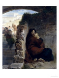 Scene of the Massacre of the Innocents, 1824 Giclee Print by Leon Cogniet