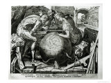 Geometry, Engraved by Hieronymus Cock Giclee Print by Frans The Elder Floris