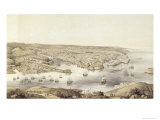 Sebastopol in All Its Glory, c.1848 Giclee Print by Nathaniel Whittock