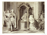 The Seven Sacraments: Confession, 1779 Giclee Print by Pietro Antonio Novelli