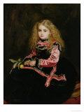 Souvenir of Velasquez Giclee Print by John Everett Millais