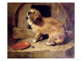 There's No Place Like Home Giclee Print by Edwin Henry Landseer