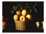 Still Life Giclee Print by Francisco de Zurbaran