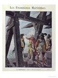 Armand-Jean du Plessis, Cardinal de Richelieu Giclee Print by Louis Charles Bombled