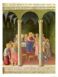 Communion of the Apostles, 1451-53 Giclee Print by  Fra Angelico