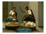 Man from Varsino and His American Indian Wife, from a Series of Mixed Marriages in Mexico Giclee Print