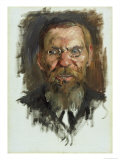 Study For a Portrait of Professor Dr. Eduard Meyer, 1910 Giclee Print by Lovis Corinth
