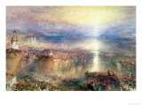 Zurich Giclee Print by Joseph Mallord William Turner