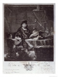 The Dutch Banker, 1639 Giclee Print by  Rembrandt van Rijn